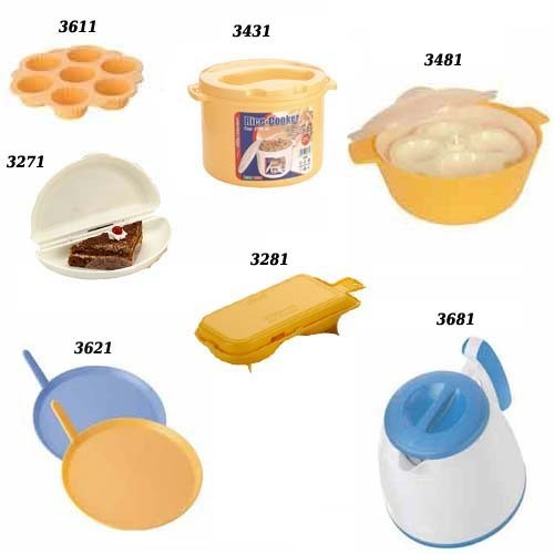 Microwave Cookware Products Special Cooking For Exporter From Mumbai