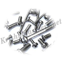 steel machine screws