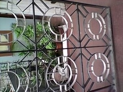 Bowbazer Steel House Trader Of Grill Gate Iron Grill Designs