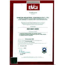 An ISO 9001-2008 Organization