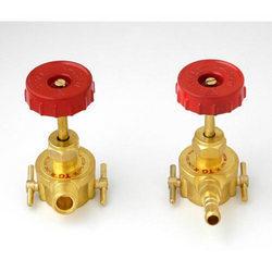 High Pressure Brass Regulator Knob Type With Brass Keys
