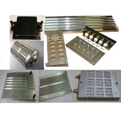 blister packing machine change parts