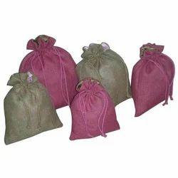 Drawstring Satin Bags