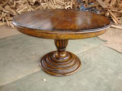 Maharaja round dinning table