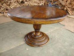 Maharaja round dinning table