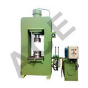 Hydraulic Closed Frame Construction Press