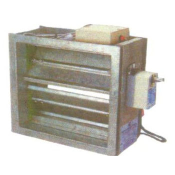 Motorized Duct Damper