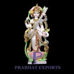 Divine Goddess Saraswati