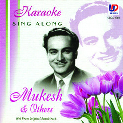 Mukesh-Hindi Songs-Karaoke
