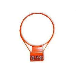 Colored Basket Ball Rings