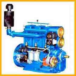 Diesel Engine Water-Cooled-1500-RPM-30 To 45 HP