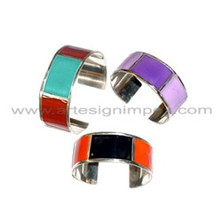 Brass Multi Colour Bracelets