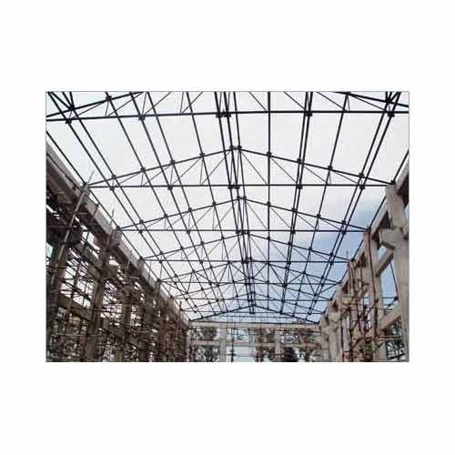 Building Structural Frames - Roofing Structures Manufacturer from Noida