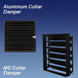 Aluminium Collar Damper