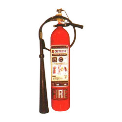 CO2 Type Extinguisher
