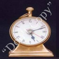 Brass Table Clocks