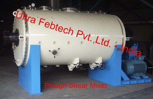 Plough Shear Mixer