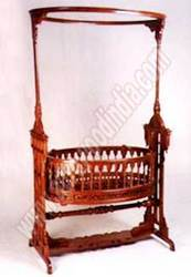 Wooden Cradle