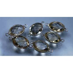 Citrine Faceted Silver Jewelry