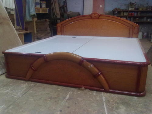 Storage Double Bed - Double Bed Manufacturer from Ahmedabad