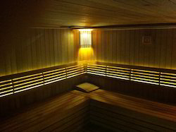 Sauna Room Designer Series