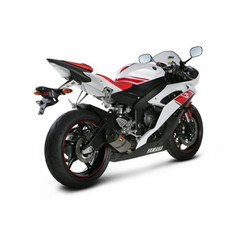 Akrapovic Exhaust For YZF R6 2007-08