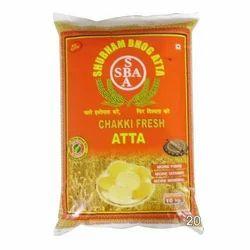 Wheat Atta BOPP Packing Bags