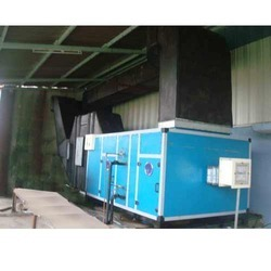 double skin type air handling unit