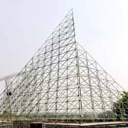 Space Frame Pyramid