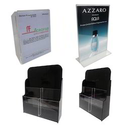 Brochure Dispenser Display