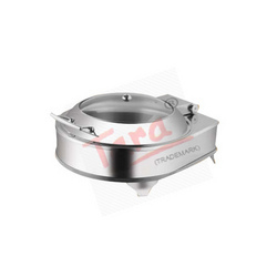 Round Electric Element Chafing Dish