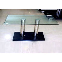 Glass R Table