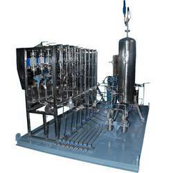 Nitrogen Gas Control Panels