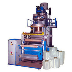 Polypropylene Single Die Blown Film Plant