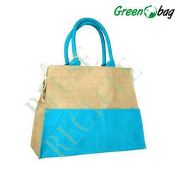 Jute Ladies Shopping Bags