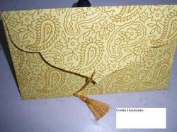 Silk Screen Printed Envlopes