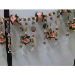 decorative wedding toran