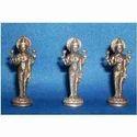 Metal Lakshmi Statu...