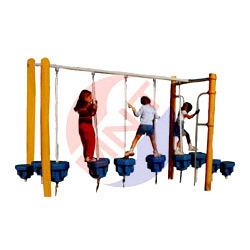 Chain Balancing Swing