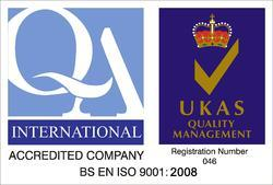 BS EN ISO 9001:2008