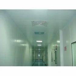 Load Bearing Walkable Ceiling