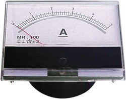 Rectangular Panel Meter, Large Size