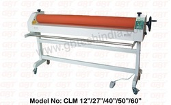 cold lamination machine clm60e