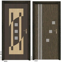 Customized Metal Door Skins