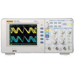 50 MHz Dual Trace Digital Storage Oscilloscope - DS1052E