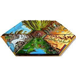 Geological imported models the earth 39 s layer model bpg001 exporter from pune - Land keuken model ...