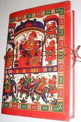 Ethnic Indian Design Printed Journals