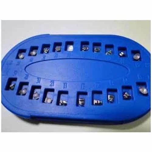 Dental Lingual Ceramic Brackets