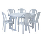 Nilkamal Dining Table & Chair Set
