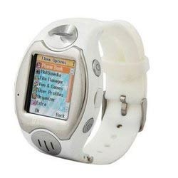 Mobile Cum Wrist Watch